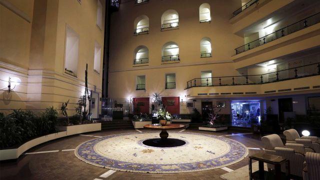 Elegant And Modern Hotel In The Historical Center Grand Hotel Yerevan